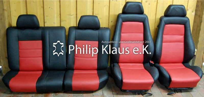 neubezug ledersitze vw k fer 1302 1303 cabrio vollleder. Black Bedroom Furniture Sets. Home Design Ideas